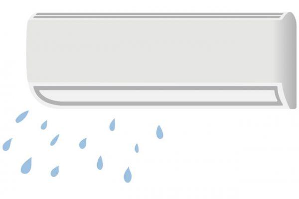 エアコン吹き出し口から水が垂れる・・・。サムネイル